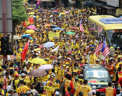 Malaysian Bersih 4 Stays United over Ethnic Issues
