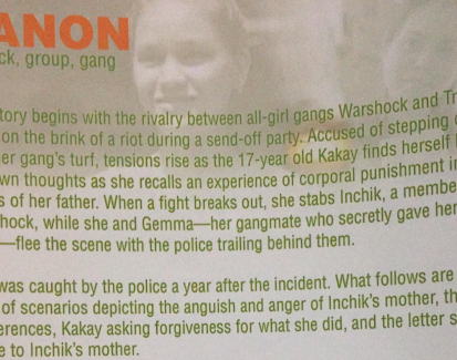 All girl street gangs featured in award winning new Filipino film
