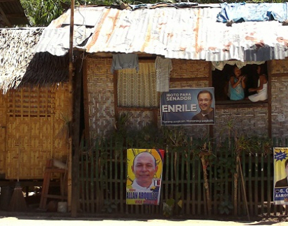 Dynastic and Personality Politics Dominate the Philippines