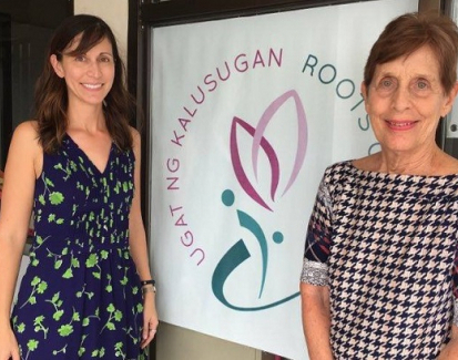 Filipino mother and daughter team spearheading reproductive health