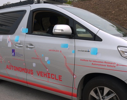 Driverless Cars, Coming Soon on Singapore's Roads