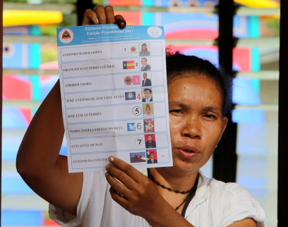 Timor-Leste heads to the polls for first presidential vote since UN mission left