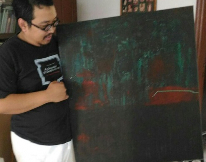 Art as therapy, coping with mental illness in Indonesia