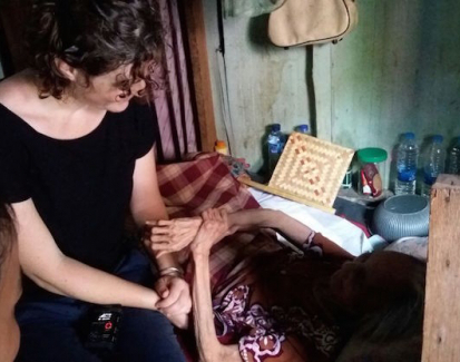 Easing the pain: Providing palliative care in Jakarta, part 1