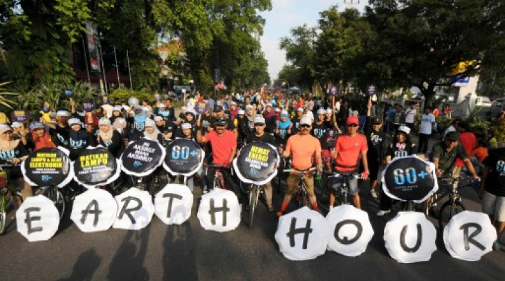 Pemkot Mataram Ikut Program Earth Hour