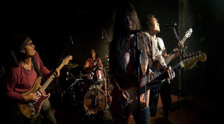 Indonesian Grunge Band Advocates for Environment