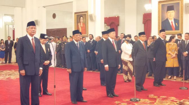 Wantimpres Didominasi Parpol