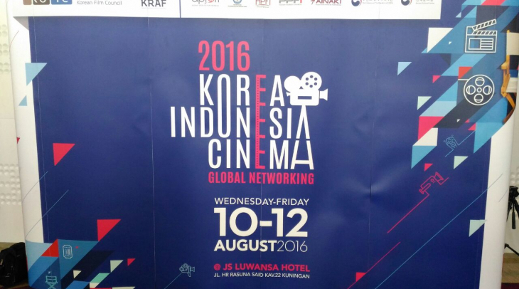 Advertorial: Dorong Kualitas Film Indonesia, Bekraf Gelar Indonesia-Korea Cinema Global Ne