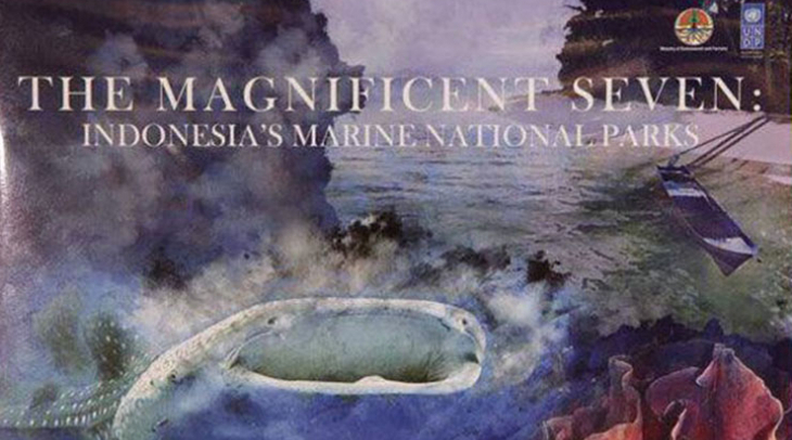 [Advertorial] The Magnificent Seven: Indonesia's Marine National Parks