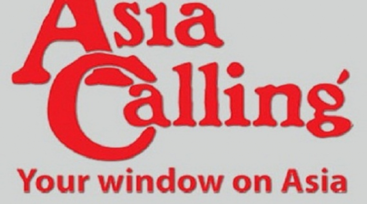 Program Asia Calling Tanggal 8 April 2017