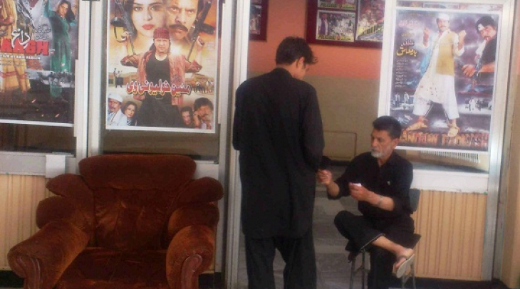Afghan Cinemas are Struggling to Bounce Back