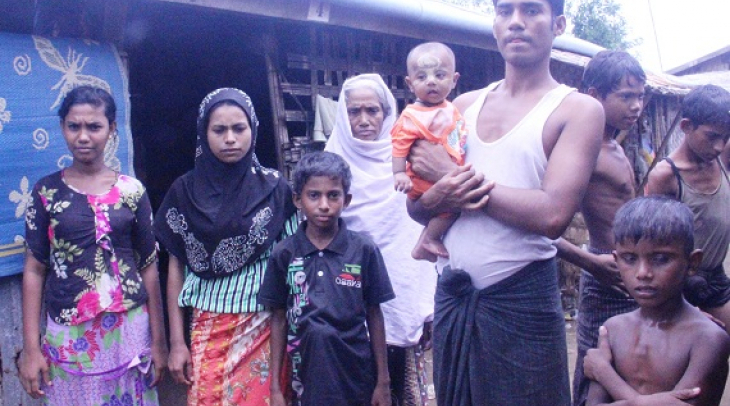 Burma's Boatpeople Come Back After Inhuman Journey
