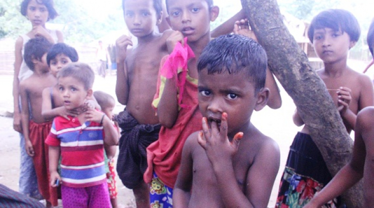 Rohingya Babies Dying in Government Camps