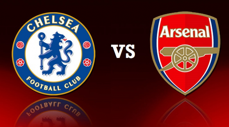 Derby London, Pertaruhan Gelar Chelsea dan Arsenal