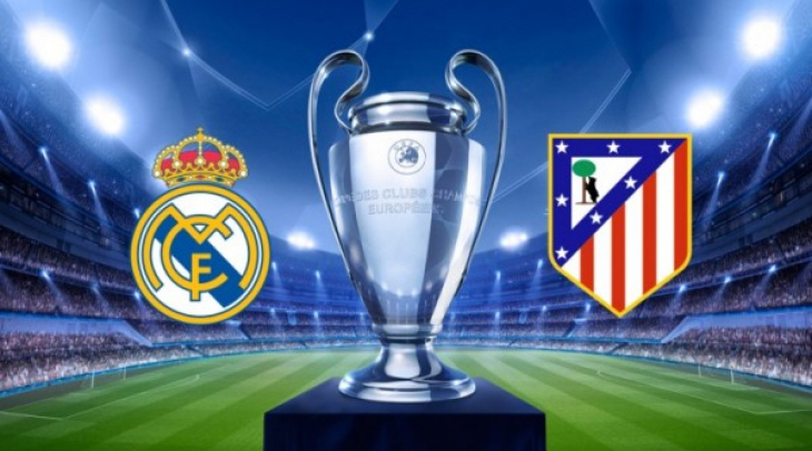 Final UCL: Real Madrid vs Atletico, Siapa Lebih Kuat?