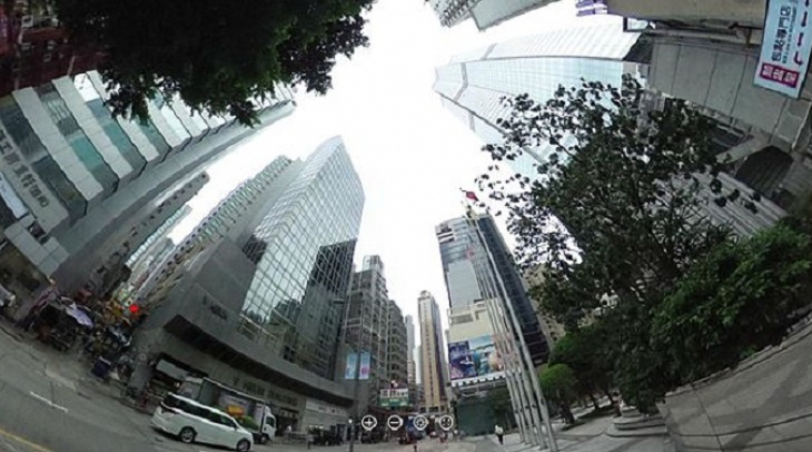 Hong Kong financial district (Photo: Kwoka Wingo Chungi)
