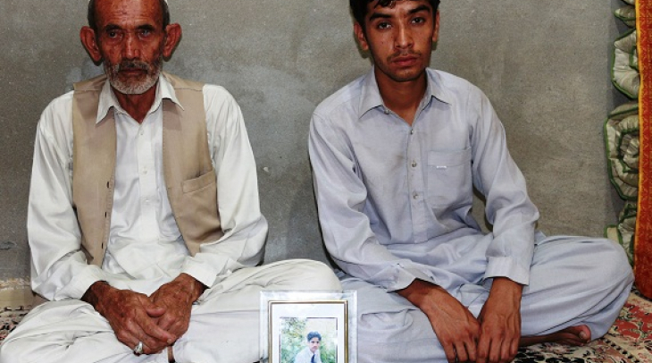 Father and brother of Sadiq Ali. (Photo: Naeem Sahoutara)