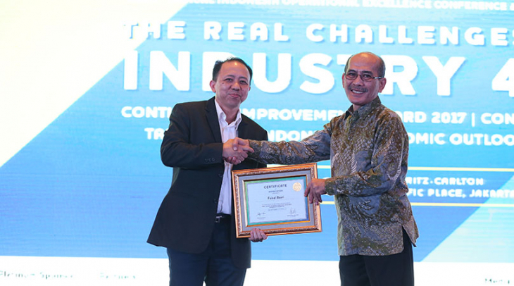Indonesia Operational Excellence Conference And Award 2017 (OPEXCON17)