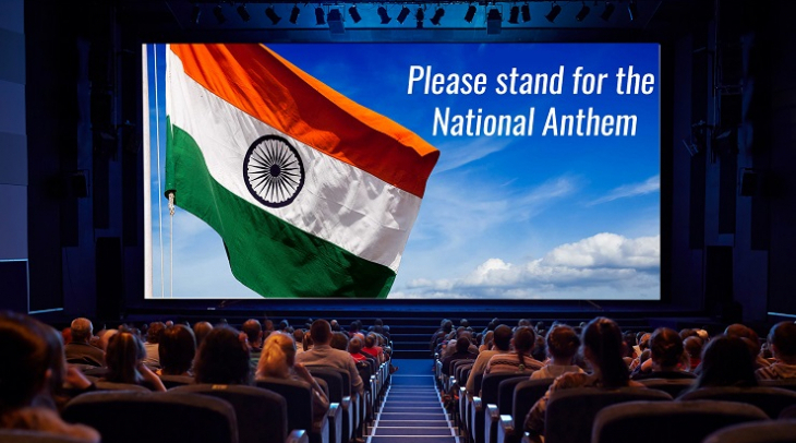 A Supreme Court order on playing the  national anthem in cinemas has reignited the debate around nat