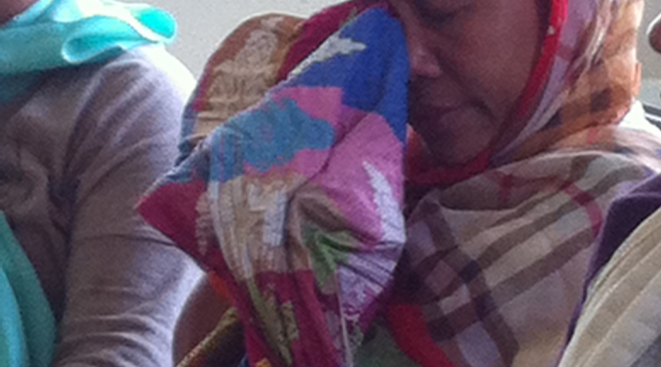 Internally displaced women are struggling for survival after fleeing their homes in Marawi 5 months