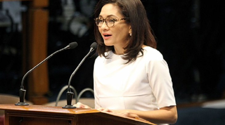 Senator Risa Hontiveros (Photo: Public Relation and Information Bureau Senate of The Philippines)