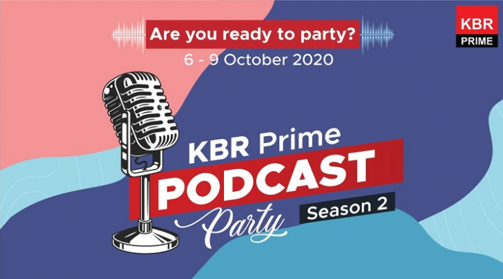 Are You Ready for Podcast Party S2?