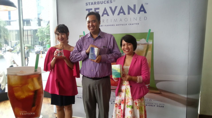 Advertorial: Starbucks® Luncurkan Starbucks® Teavana™