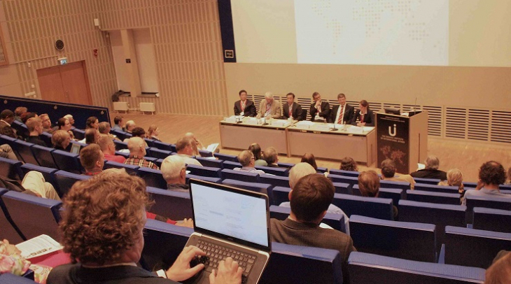South China Sea symposium, Stockholm Sweden. (Photo: Ric Wasserman)