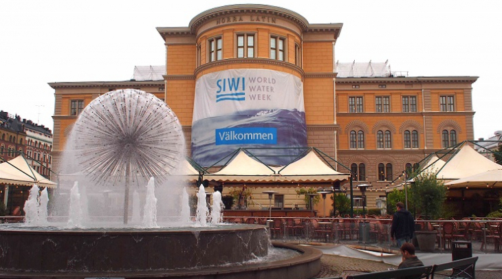 World Water Week Sweden, 2017 (Photo: Ric Wasserman)