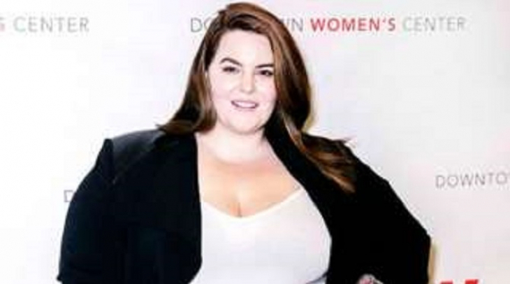 Tess Holliday (Foto: BBC)