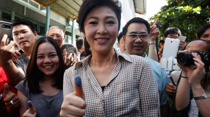 Thailand has voted an overwhelming yes to a new military backed constitution (Photo: Antara)