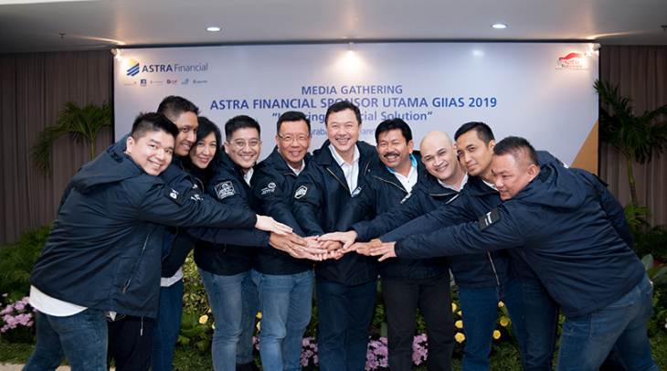 [Advertorial] Astra Financial jadi Sponsor  Utama di GIIAS Surabaya 2019