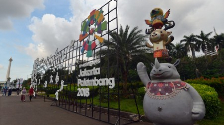 Asian Games 2018, Posisi Indonesia Turun ke Urutan 5