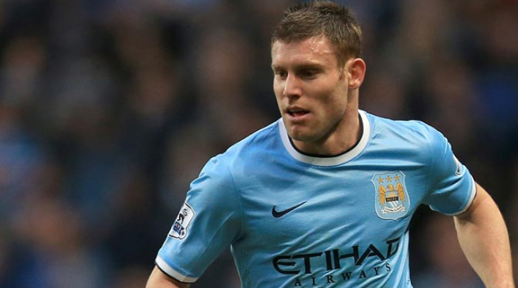 Arsenal Ikut Incar James Milner