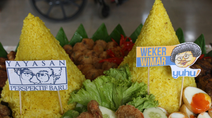 Syukuran Program Weker Wimar