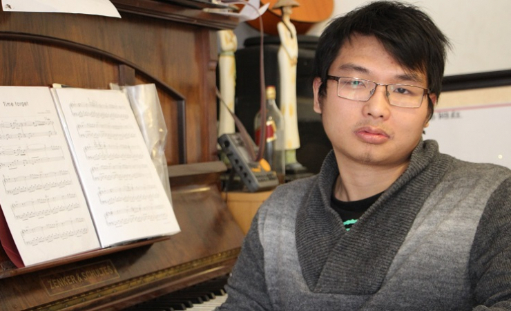Vietnamese student Minh Doung was a victim of a brutal racial attack in 2012 in Melbourne (Photo: Ja