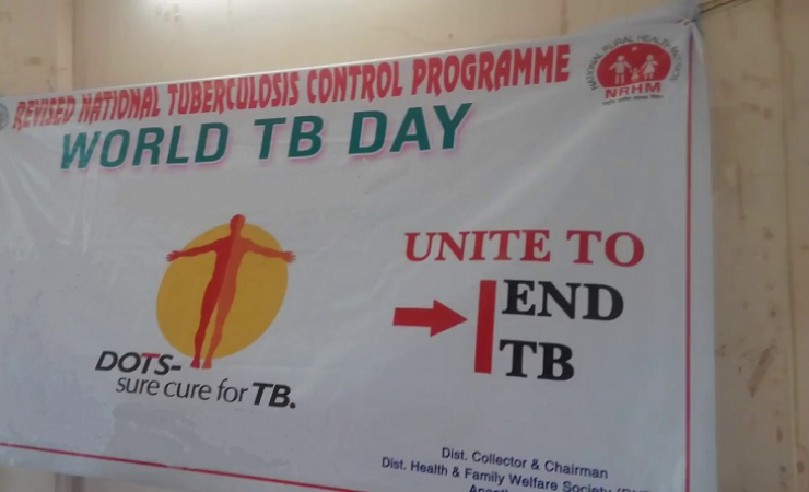 India has  the highest burden of Tuberculosis (TB ) in the World. (Photo: Bismillah Geelani)