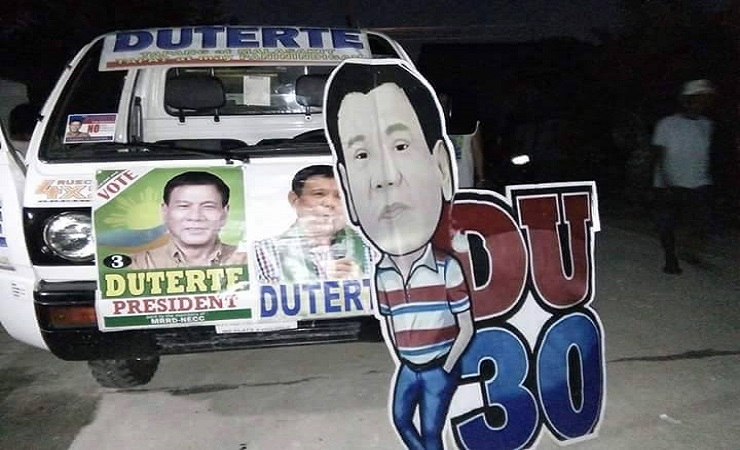 Tough Love. Incoming Philippine President Rodrigo Duterte promises to eradicate criminality by all m