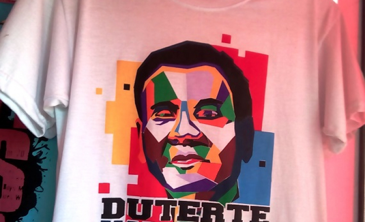Despite controversies like the recent rape joke, supporters of presidential candidate Davao City May