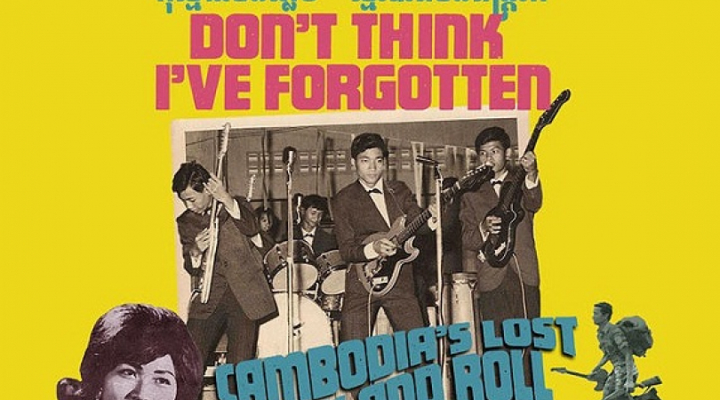 Poster Film Dokumenter 'Don't think I've forgotten'. (Foto: Kannikar Petchkaew)