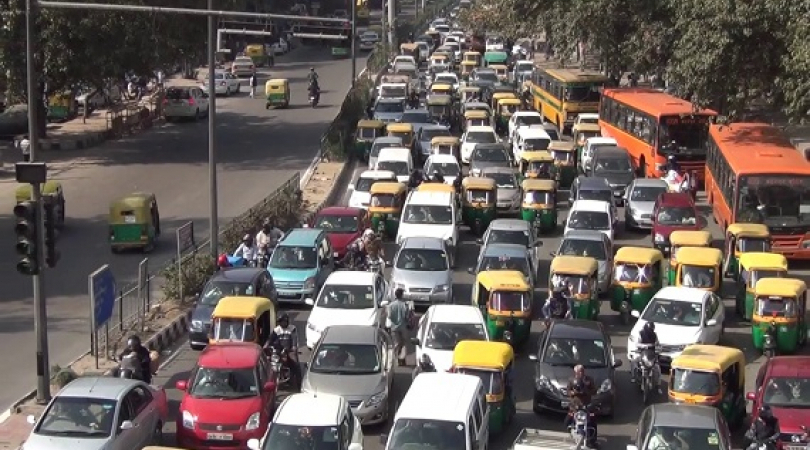 The Odd and Even scheme easing Delhi's traffic woes (Photo: Bismillah Geelani)