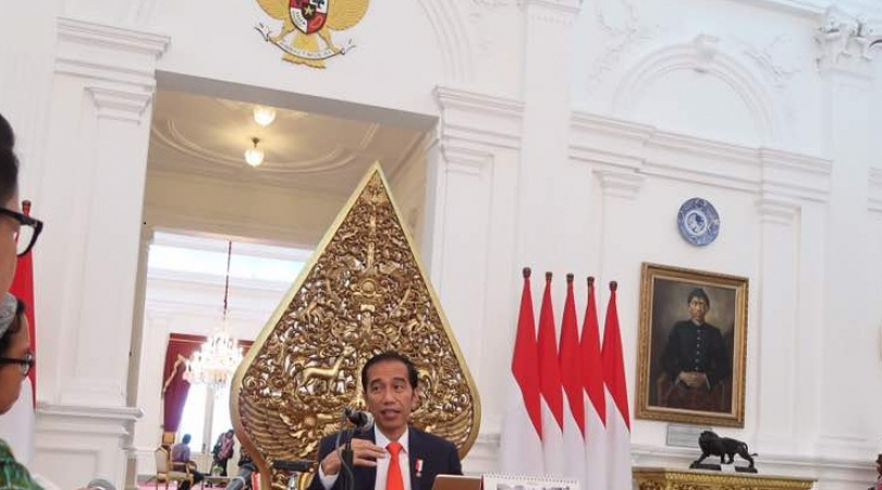 Indonesian President Joko Widodo  (Photo: KBR)