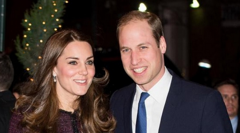 Kate Middleton, Pangeran Williams (Foto: Today Show)