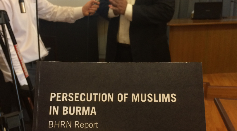 Burma Human Rights Network has released a report into the persecution of Muslims in Myanmar. (Photo: